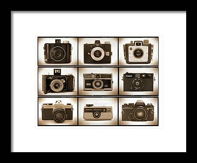 Konica Framed Prints