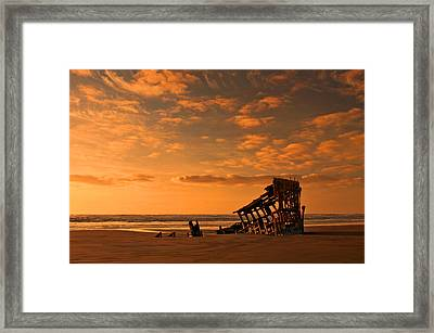 Final Resting Place Framed Print by Dan Mihai