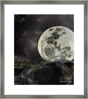 Final Standoff Framed Print by Joe Russell