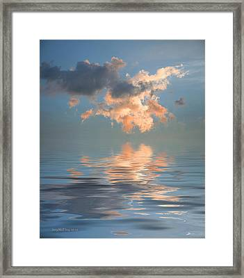 Final Words Framed Print by Jerry McElroy