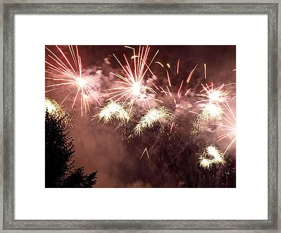 Finale Framed Print by Jim DeLillo