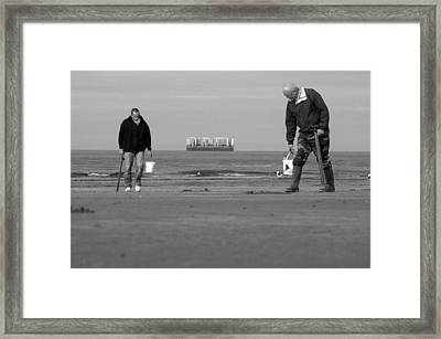 Find Anything Framed Print by Jez C Self