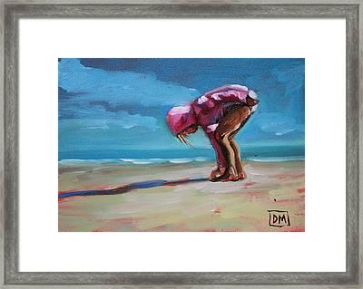 Find Framed Print by Debbie Miller