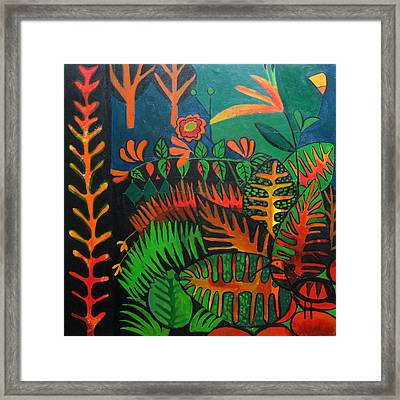 Find Me If You Can Framed Print by Aliza Souleyeva-Alexander