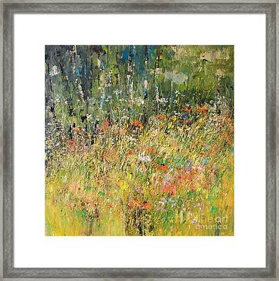 Find Me Where The Wild Things Are Framed Print