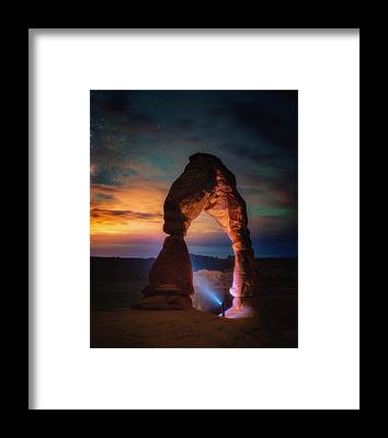 Arch Framed Prints