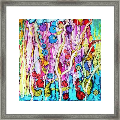 Finding Nemo Framed Print by Suzanne Canner
