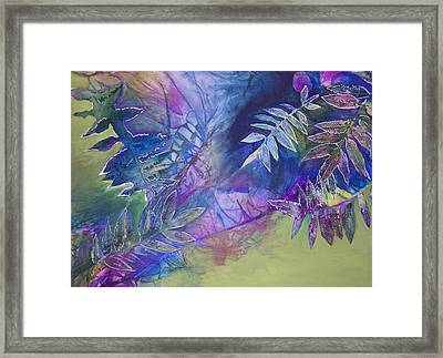 Finding The Self Framed Print