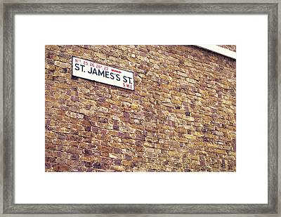 Finding Your Way Framed Print by JAMART Photography