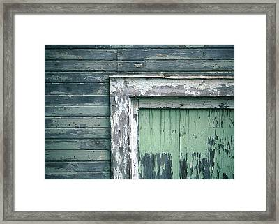 Framed Print featuring the photograph Findlay by Kenneth Campbell