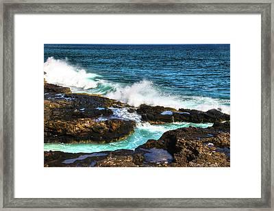 Fine Art America Pic 127 Kauai Framed Print by Darrell Taylor