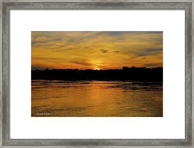 Fine Art America Pic 166 Beautiful Brazos Framed Print by Darrell Taylor