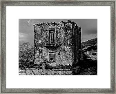 Fine Art Back And White234 Framed Print