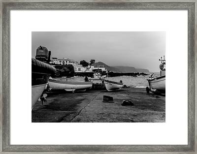 Fine Art Back And White252 Framed Print