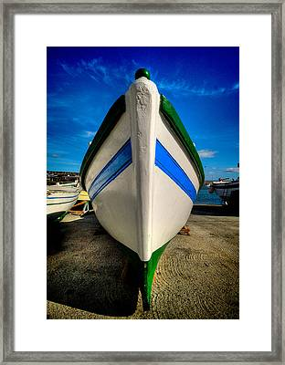 Fine Art Colour-108 Framed Print