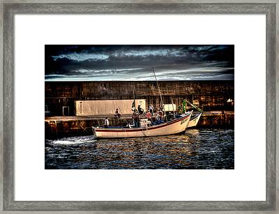 Fine Art Colour-137 Framed Print