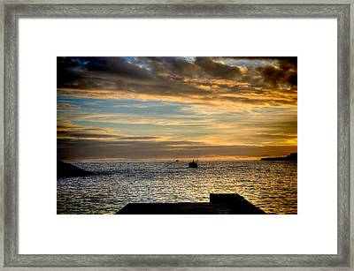 Fine Art Colour-138 Framed Print