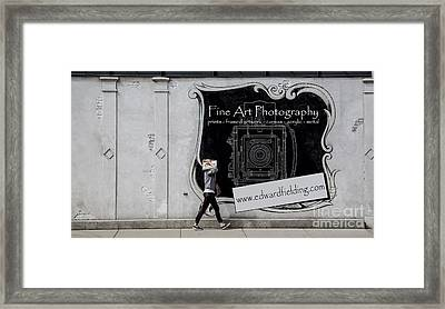 Fine Art Photography By Edward Fielding Framed Print