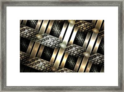 Fine Jewelry Framed Print
