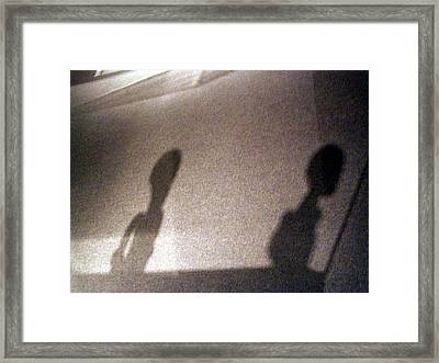 Framed Print featuring the photograph Fine by Lola Connelly
