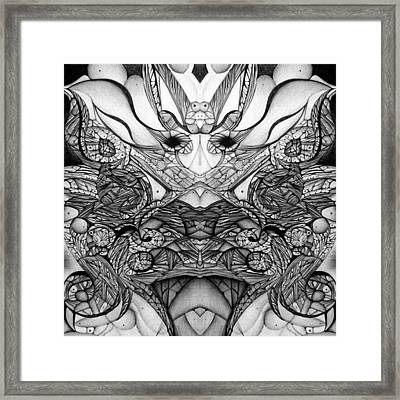 Fine Tuning Framed Print