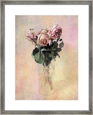 Finesse Framed Print