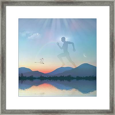 Finale Framed Print by Harald Dastis