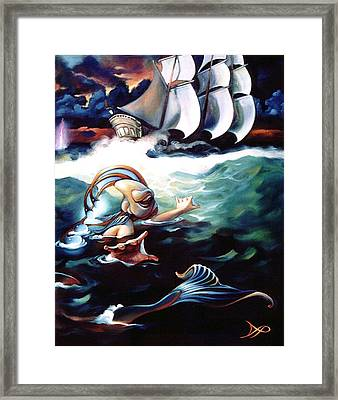 Finnegan's Quest Framed Print by Patrick Anthony Pierson