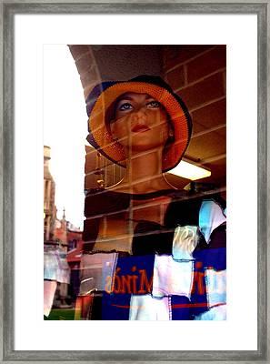 Fiona 1 Framed Print by Jez C Self