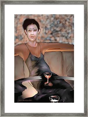 Fiona Bonny Framed Print