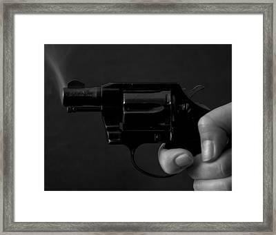 Fire 11x14 Framed Print