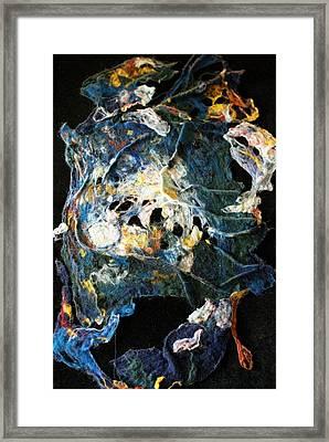 Firebird Framed Print by Kseniya Nelasova