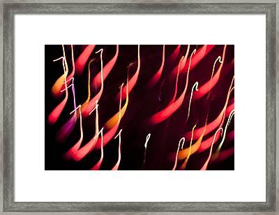 Firebirds K924 Framed Print by Yoshiki Nakamura