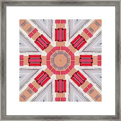 Firehall 2315k8 Framed Print by Brian Gryphon