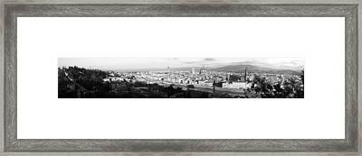 Firenze Framed Print by Alan Todd