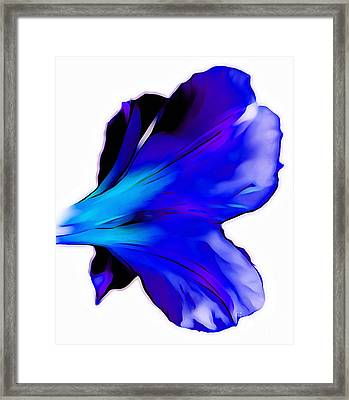 First Day Of Summer Framed Print by Krissy Katsimbras