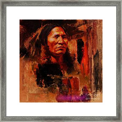 First Generation 01 Framed Print by Gull G