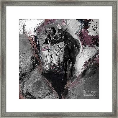 First Generation 04 Framed Print by Gull G