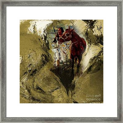 First Generation 05 Framed Print by Gull G