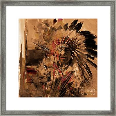 First Generation 07 Framed Print by Gull G