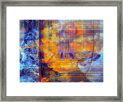 First Goree  Blues Framed Print