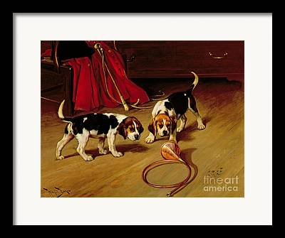 Wright Barker Framed Prints