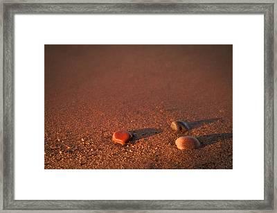 First Light Apostle Islands Natl Lakeshore Framed Print by Steve Gadomski
