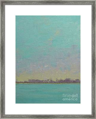 First Light Framed Print by Gail Kent