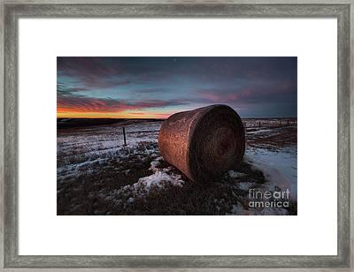 First Light Framed Print by Ian McGregor