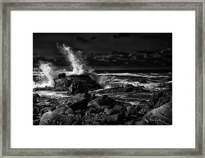 First Light - Kennebunkport Maine Framed Print by Bob Orsillo