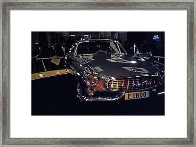 Framed Print featuring the photograph First Look P 1800 by John Schneider