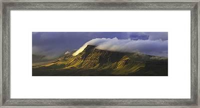 First Sunshine Framed Print by Pierre Destribats
