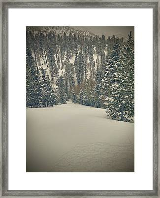 first turns Friday  Framed Print by Mark Ross