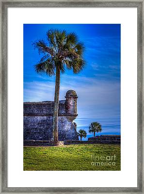 First Watch Framed Print by Marvin Spates
